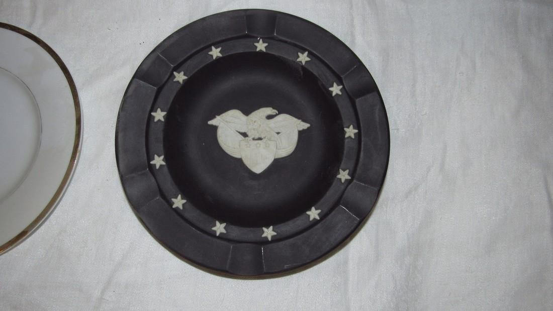 Wedgewood Centennial Ashtray & Masonic Plate - 2