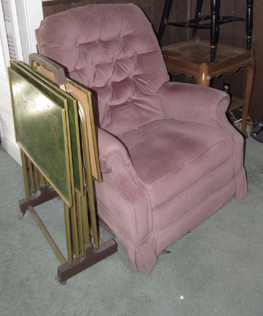 Recliner Chair End Table & TV Stands