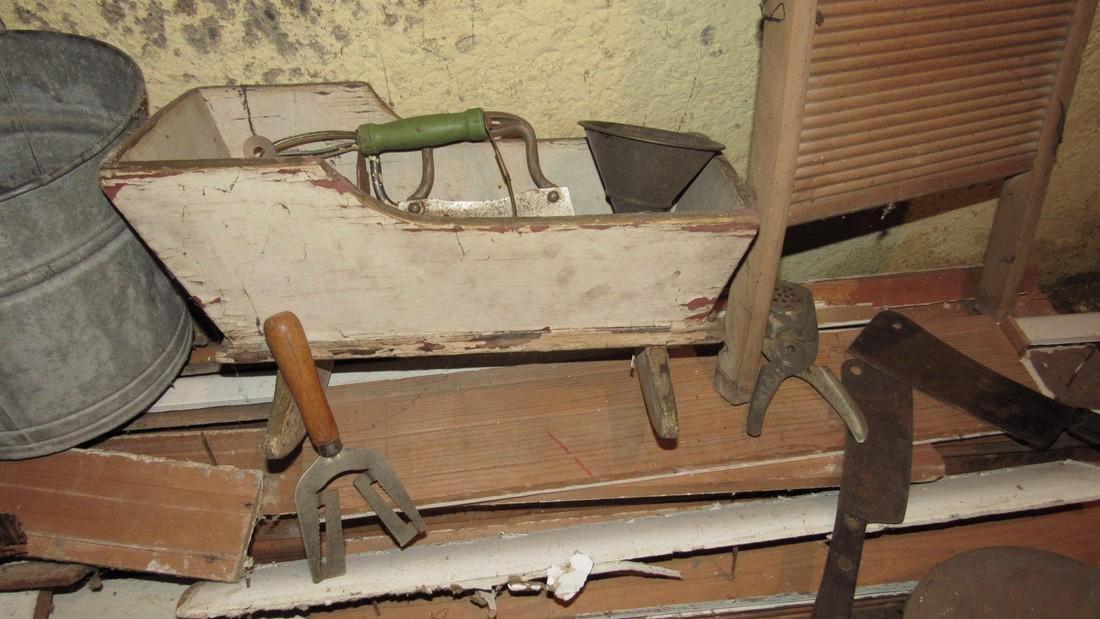 Washboards Cradle Kitchen Utensils Galvanized - 5