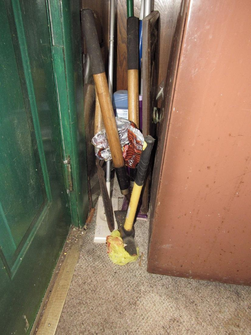 Contents of Back Porch - 2