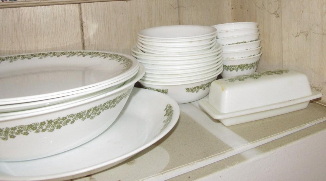 Pyrex Dinnerware - 4