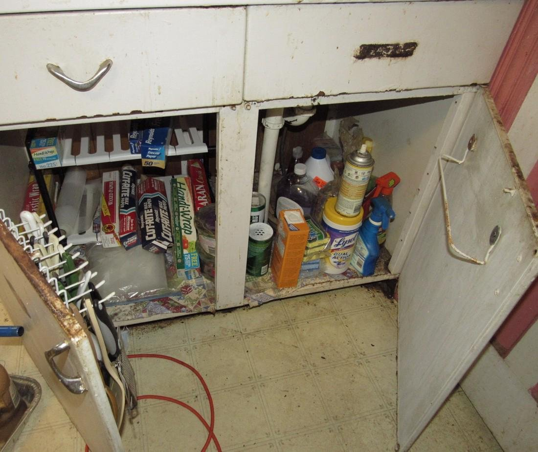 Contents of Kitchen Cabinet - 5
