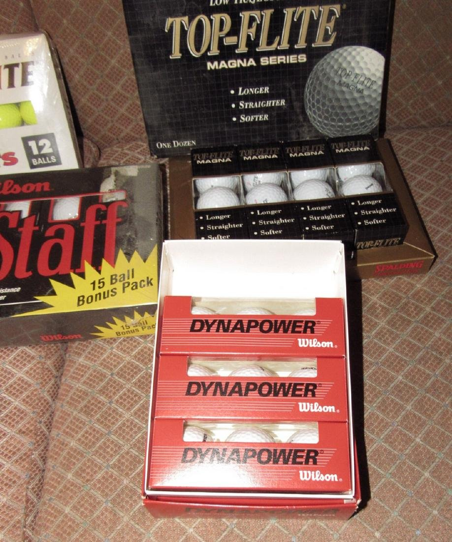 Pro Staff Top-Flite Dynapower Golf Balls - 2