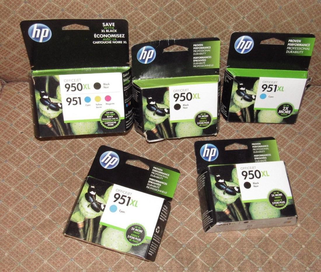 HP 950 & 951 Printer Ink Cartridges