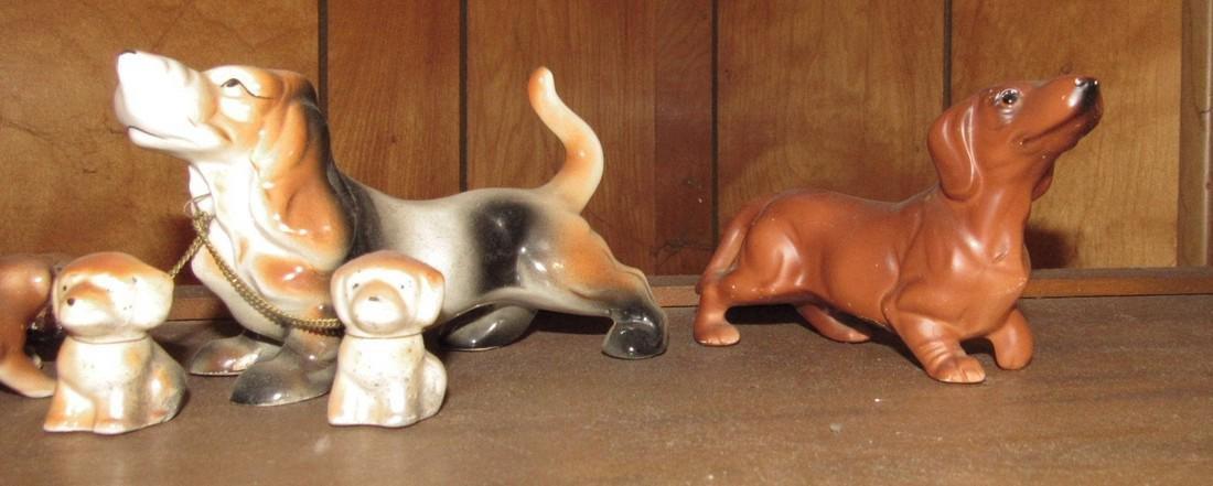 Brinn's & Napco Dog Figurines - 3
