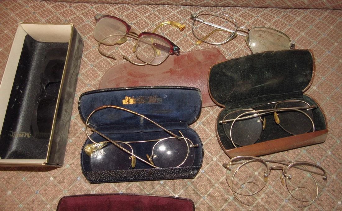 Vintage Eyeglasses - 2