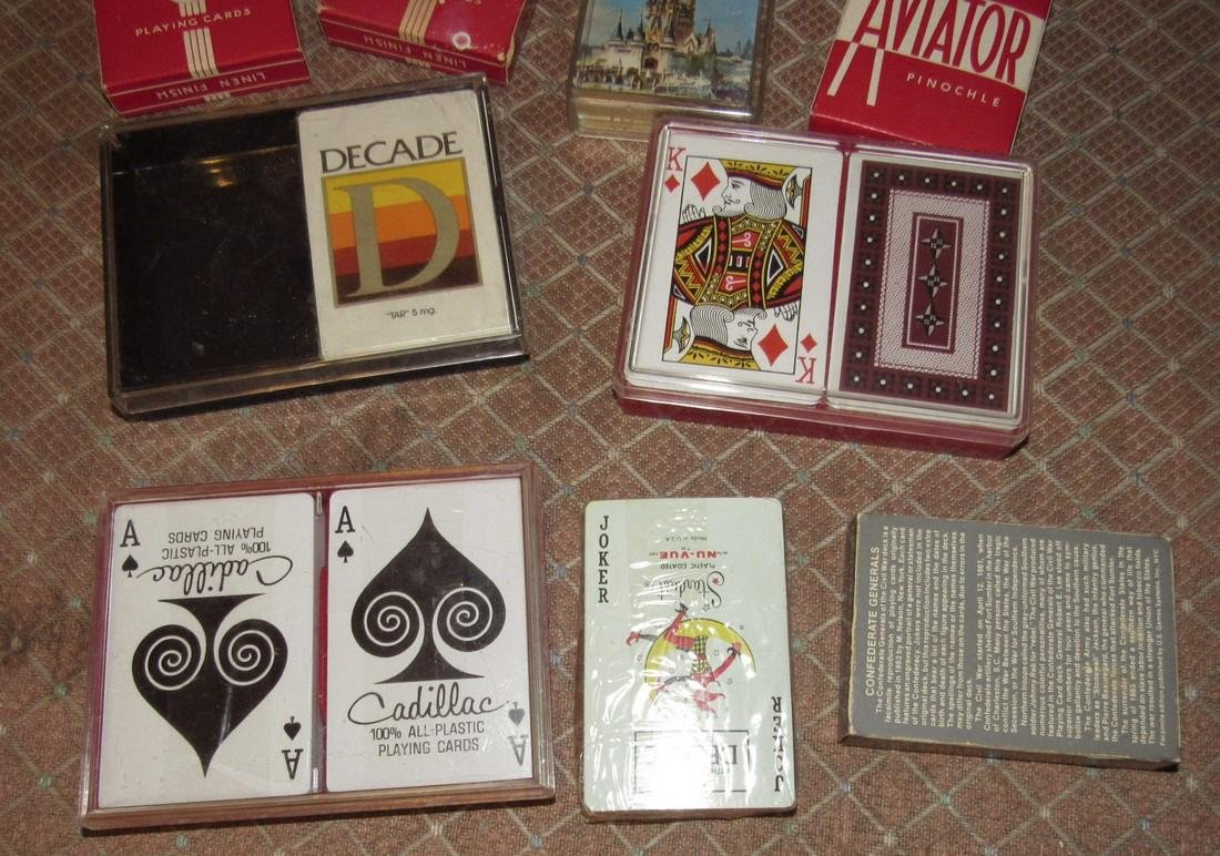 Playing Cards - 3