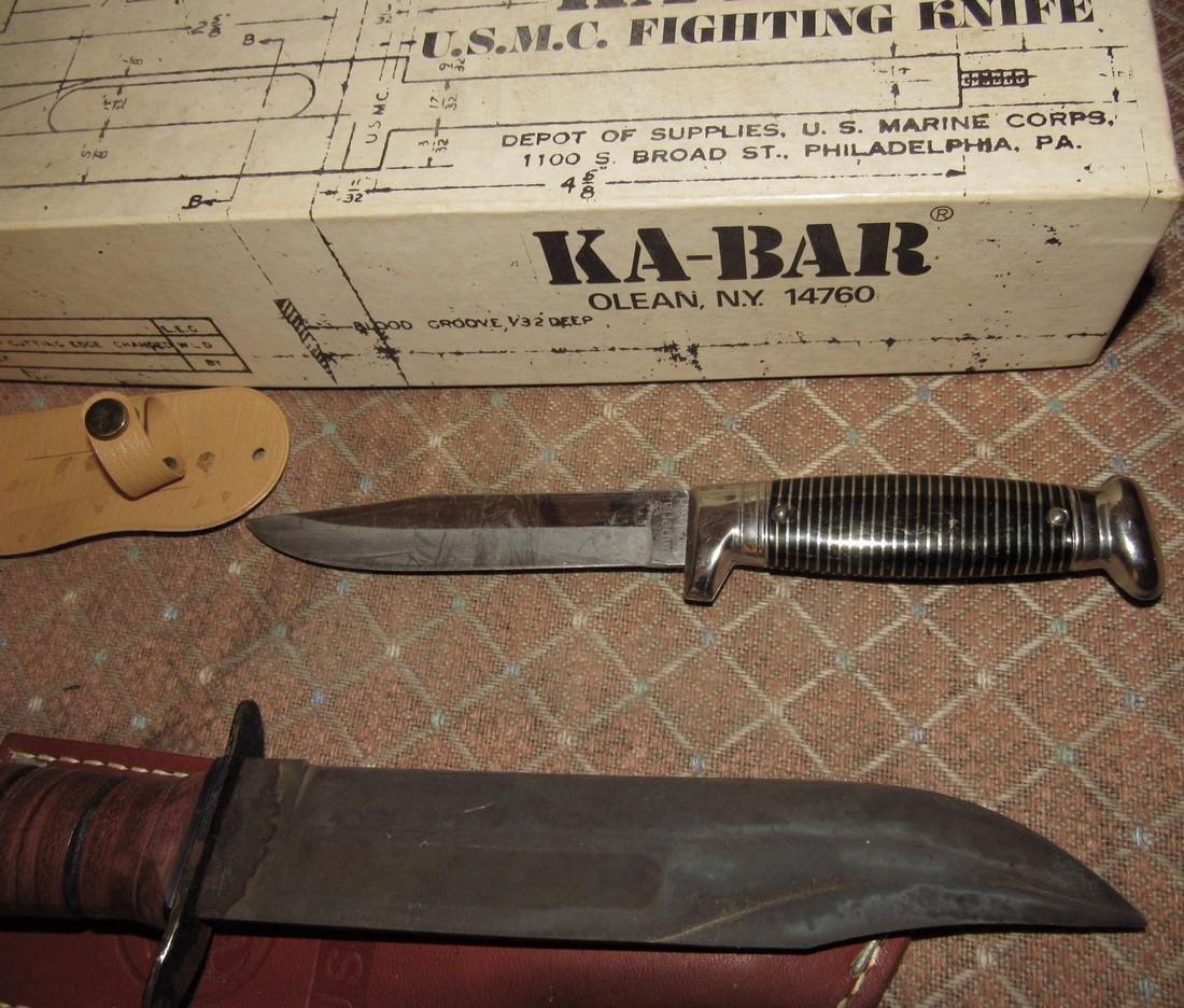 Ka-Bar US Military Fighting Knife & imperial - 5