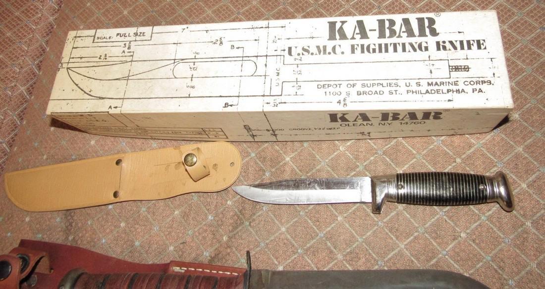 Ka-Bar US Military Fighting Knife & imperial - 6