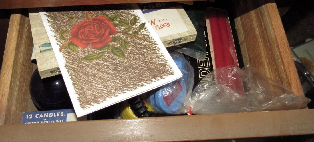 Misc Drawer Contents - 7