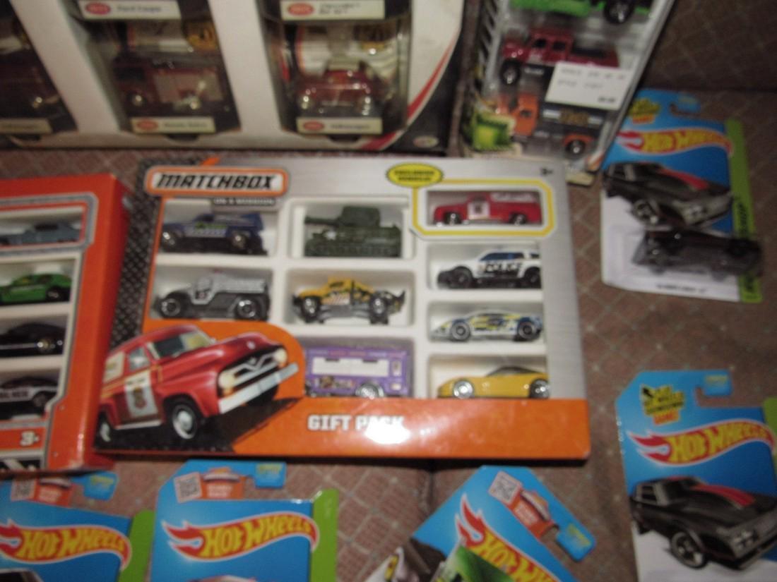 Matchbox & Hot Wheels Toy Cars - 5