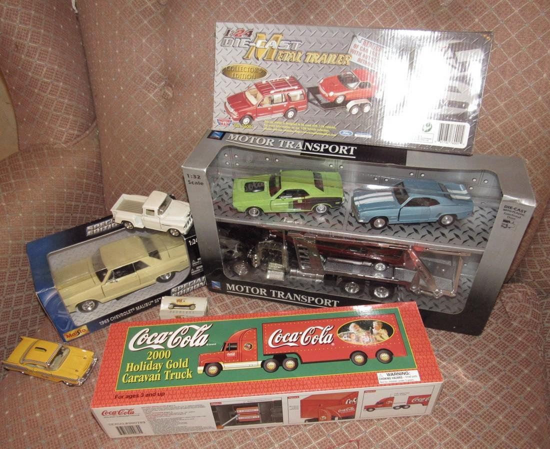 Diecast Toy Lot