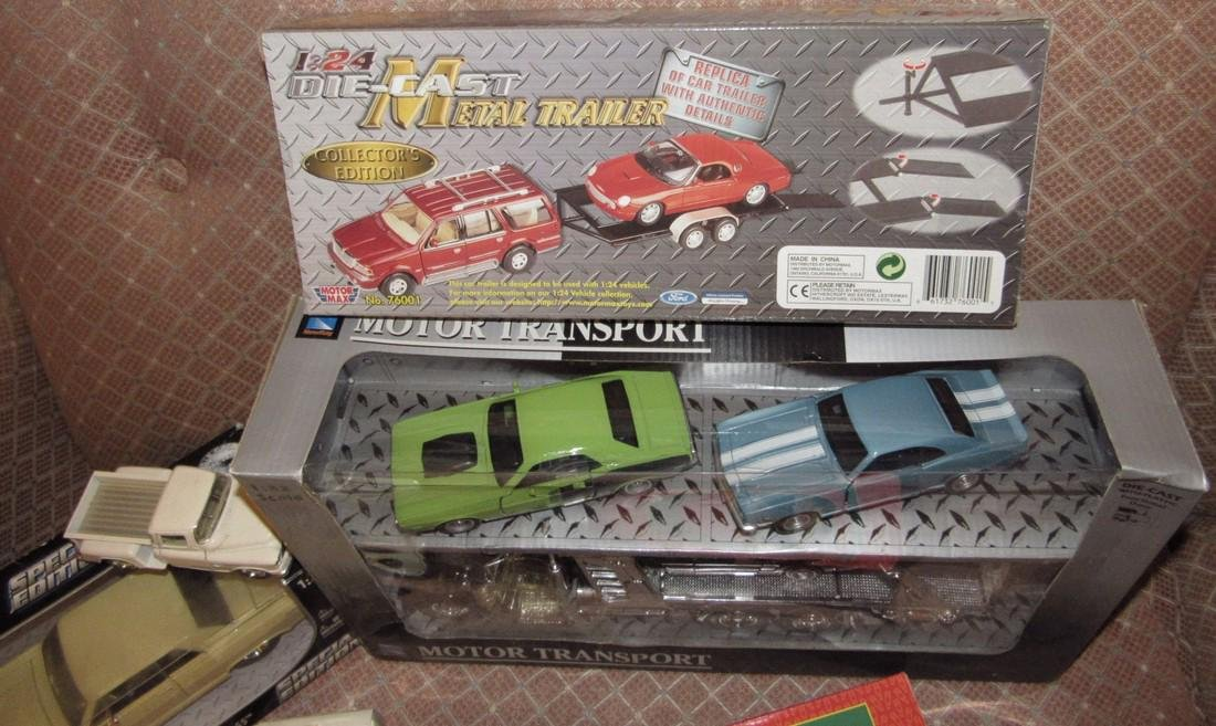 Diecast Toy Lot - 2