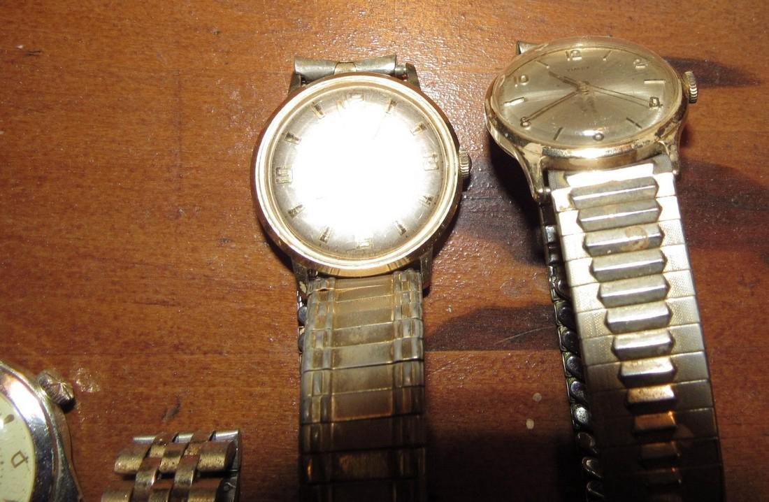 Timex Bulova Seiko Elgin Di Lido Jorgensen Watches - 4