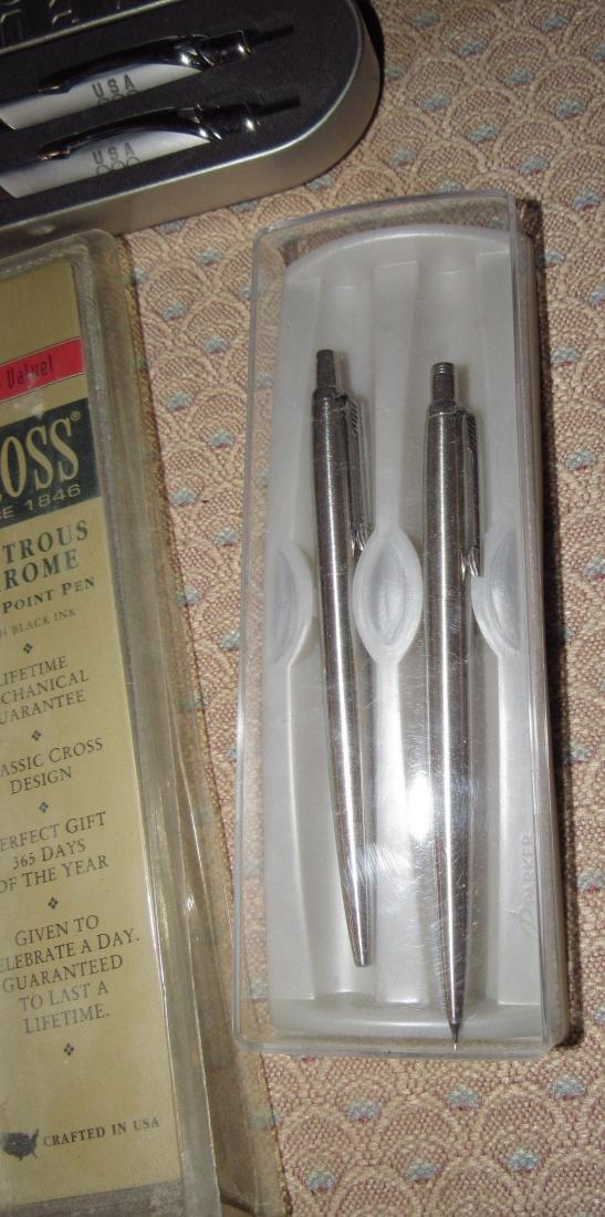 Parker Rotring Cross Ronson Lighter Pens - 2