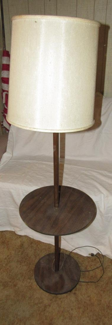 Mid Century Modern Lamp Table