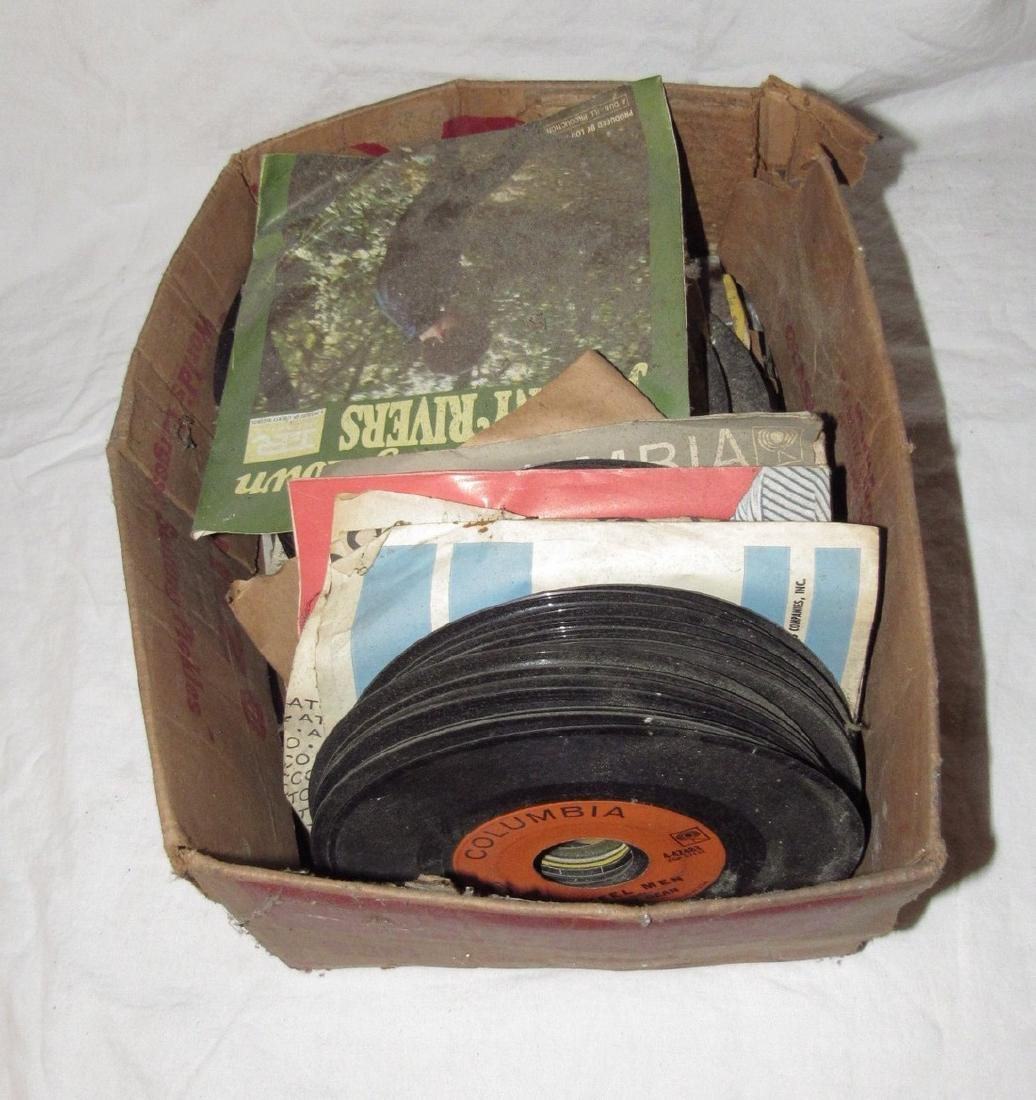 Lot of 45 Records