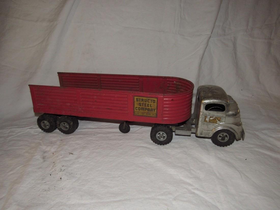 Structo Tractor Trailer Truck