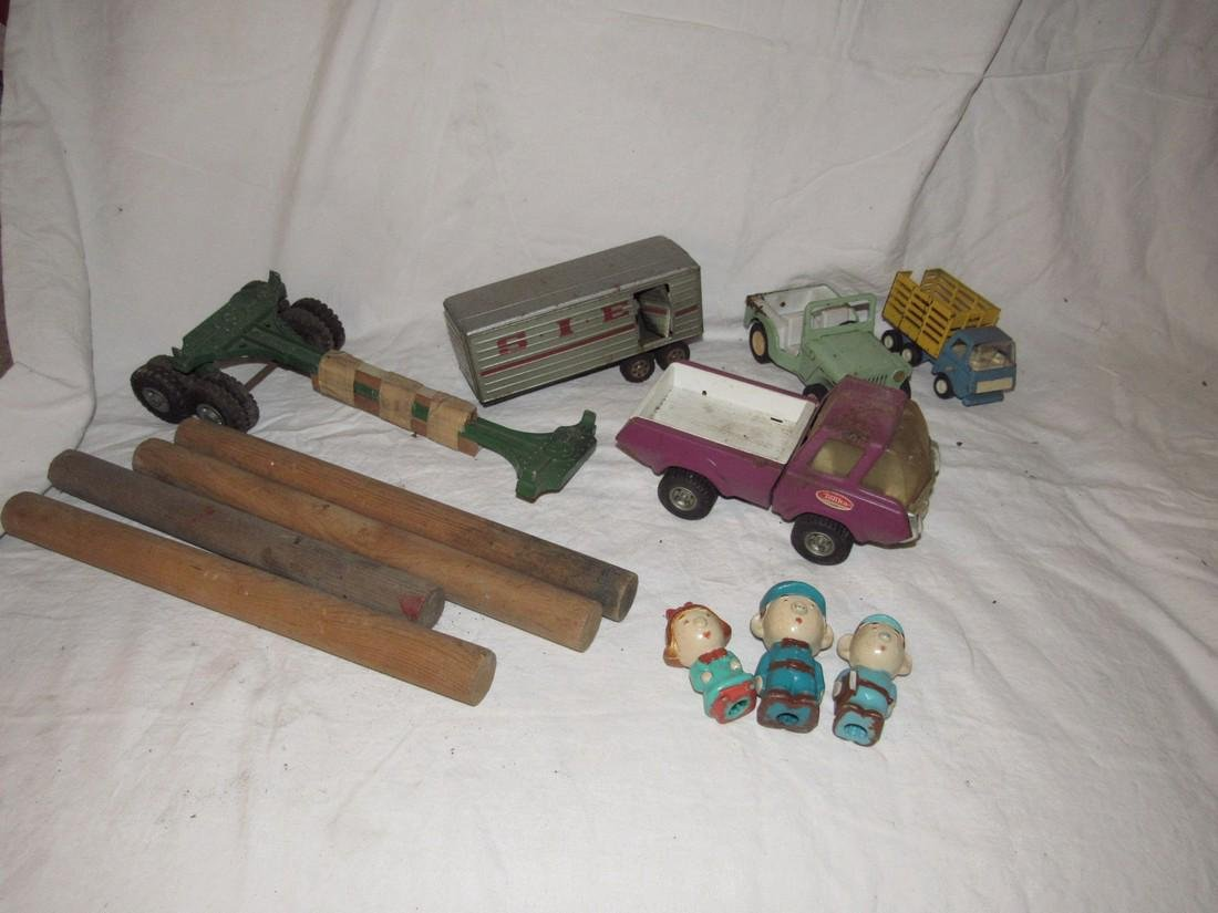 Misc Vintage Toys for Parts