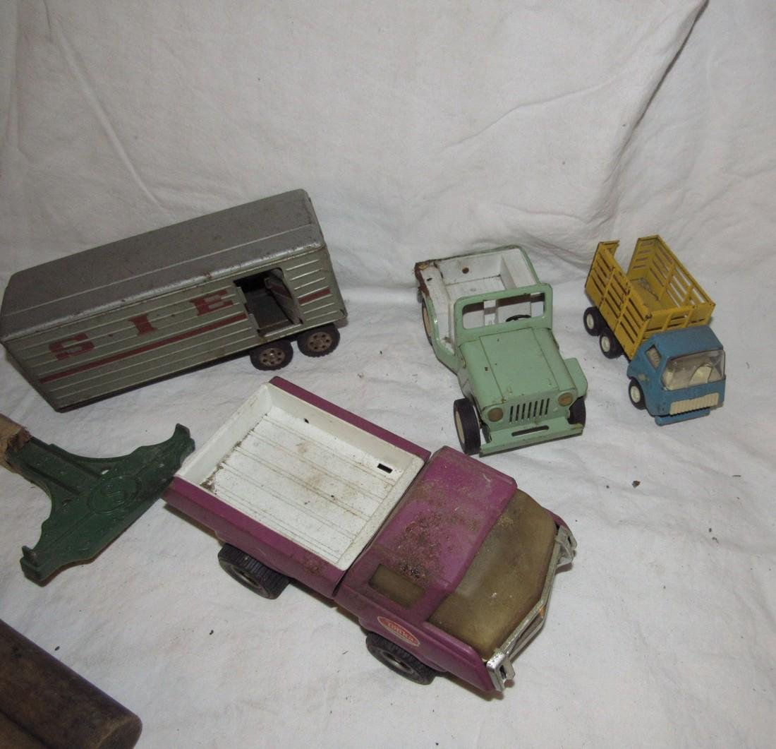 Misc Vintage Toys for Parts - 2
