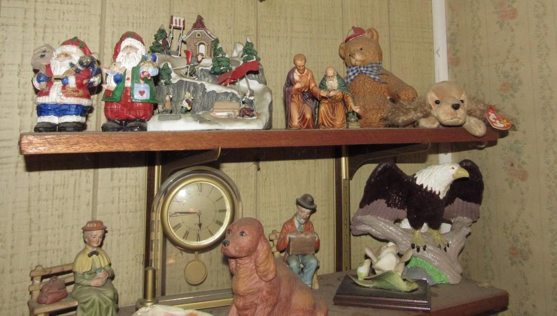 Lot of Knick Knacks Figurines - 2