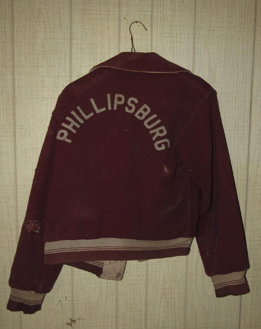 Vintage Phillipsburg High School Jacket