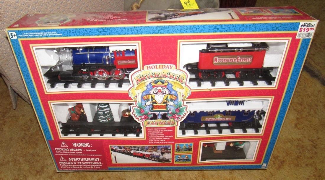 Holiday Nutcracker Express Train