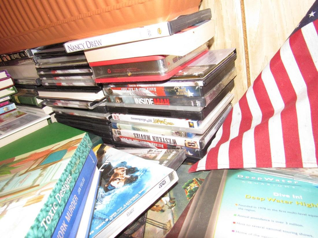 Large Lot of Books - 10