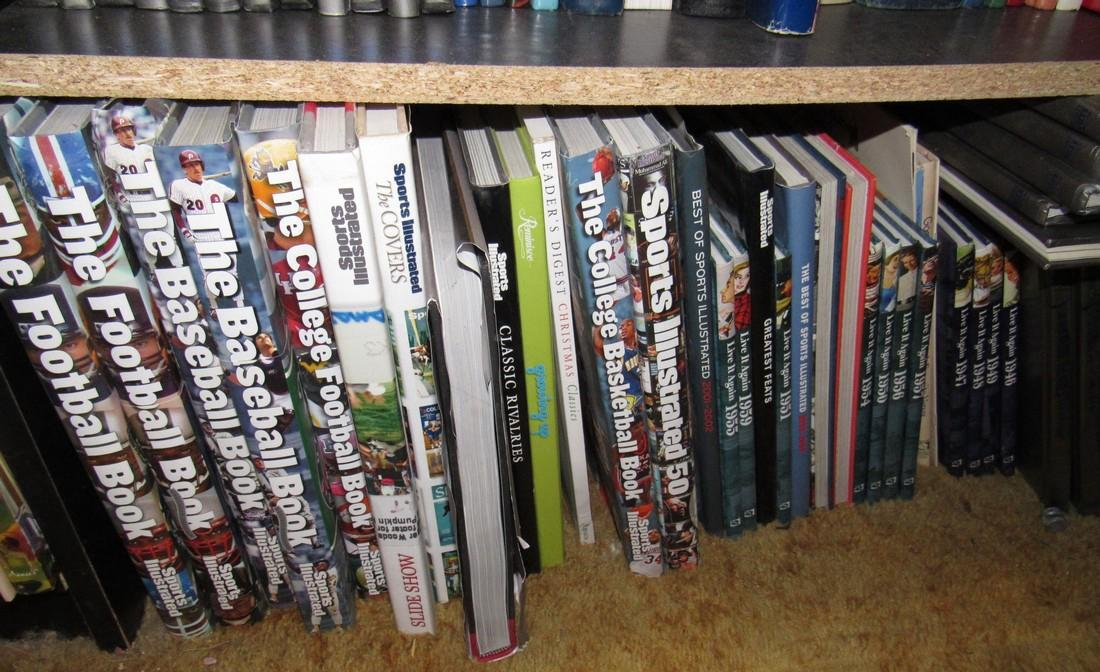 Large Lot of Books - 2