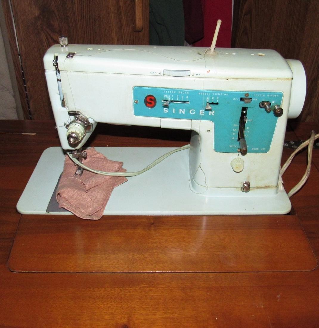 Singer Sewing Machine - 2