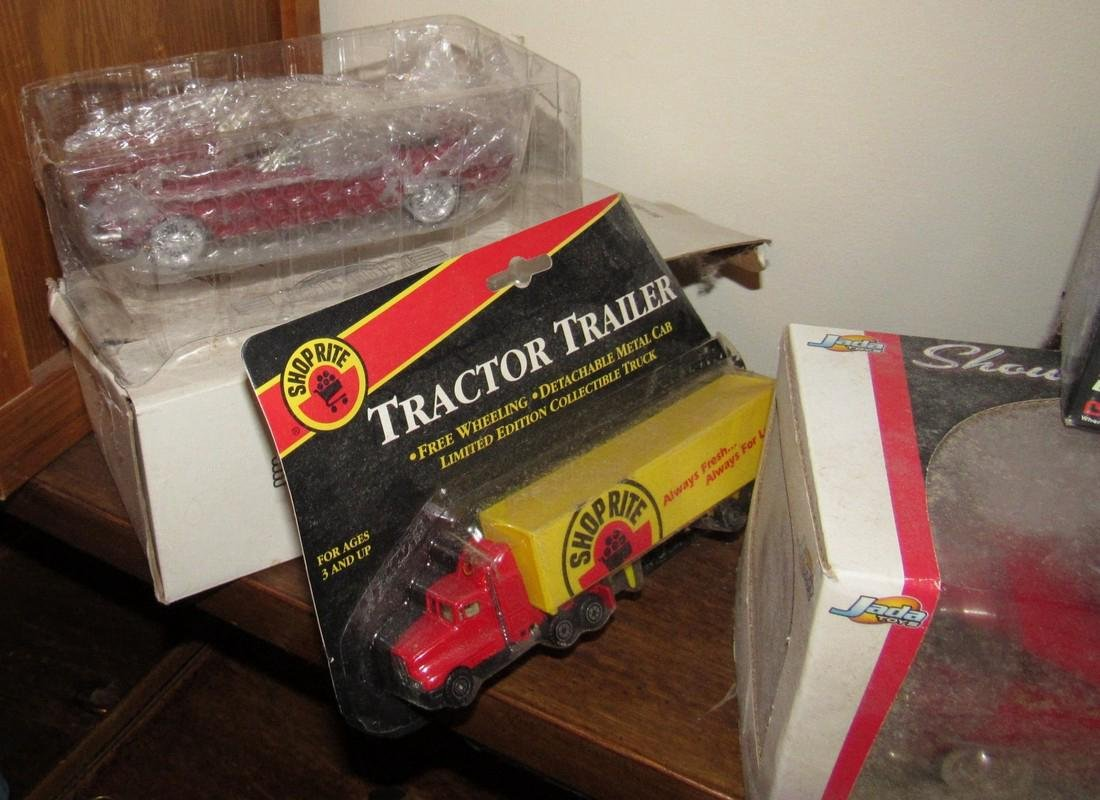 Lot of Die Cast Toy Cars - 5