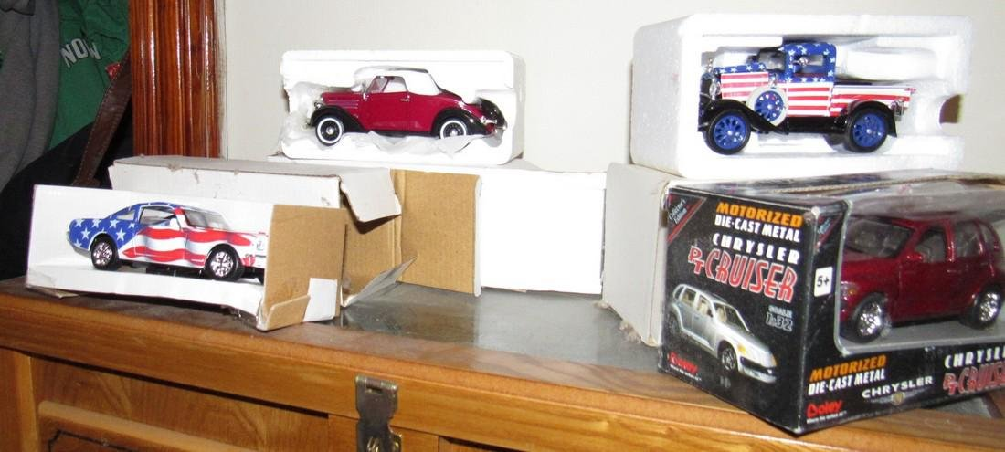 Lot of Die Cast Toy Cars - 6