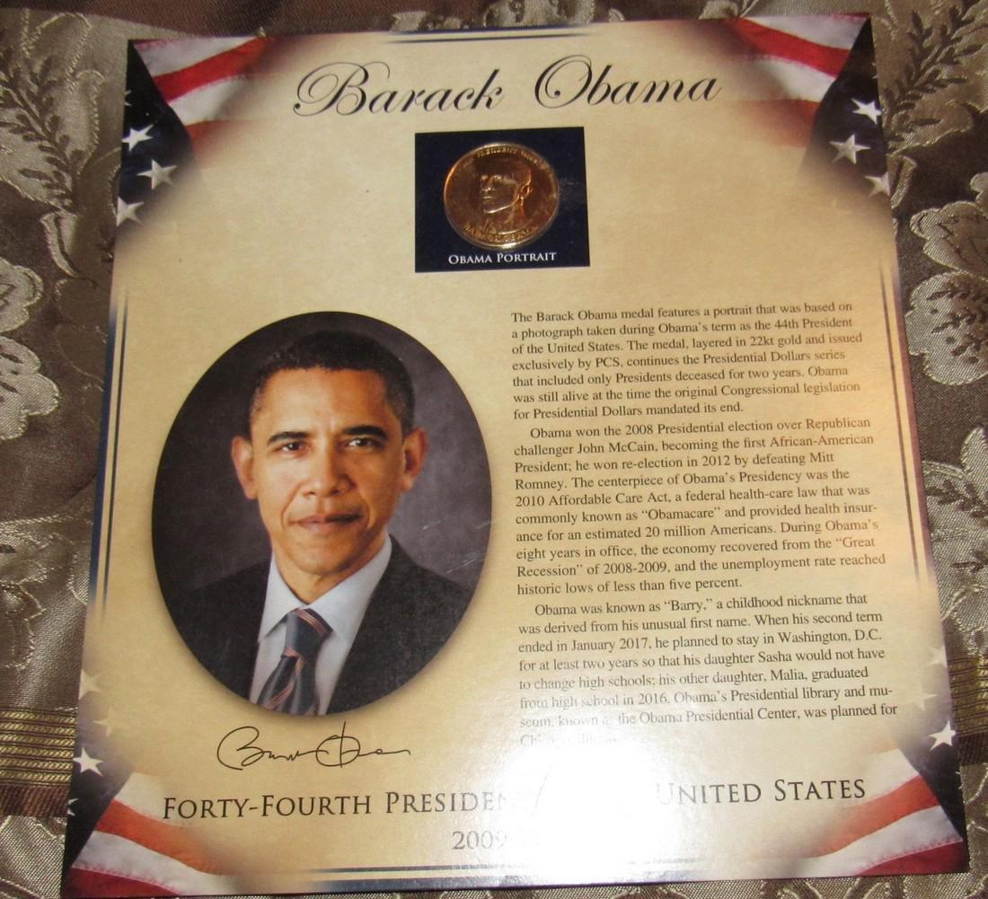 Barack Obama Medal