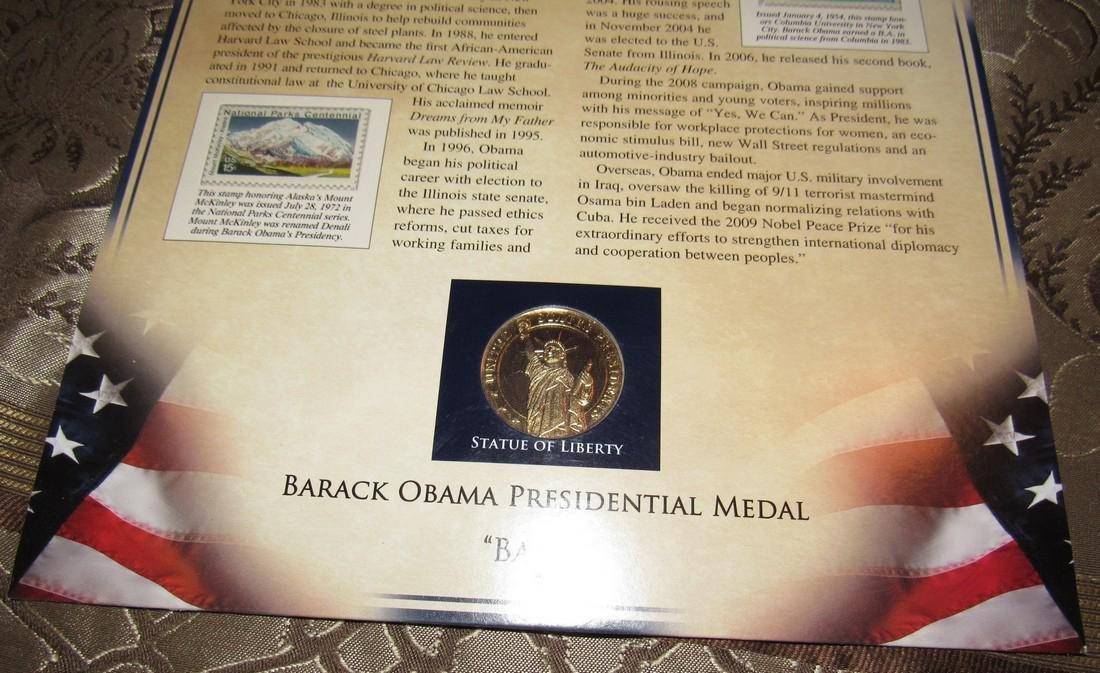 Barack Obama Medal - 3