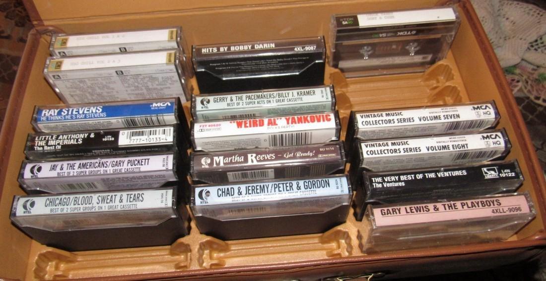 CD's Dvd's & Cassette Tapes - 3