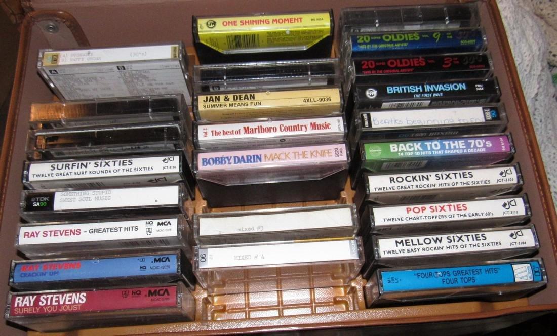 CD's Dvd's & Cassette Tapes - 4
