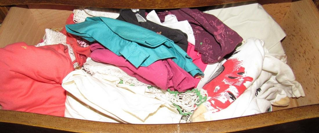 Clothing Contents of 2 Dressers
