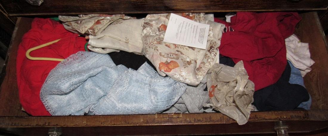 Clothing Contents of 2 Dressers - 4