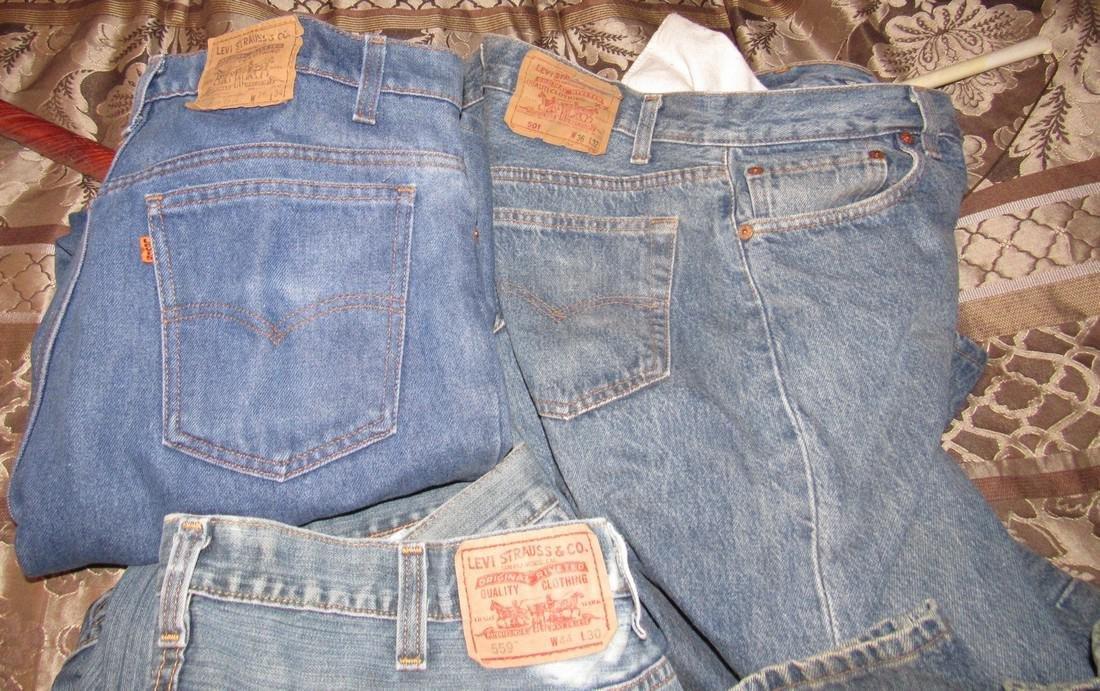 Vintage Levi's Jeans - 2