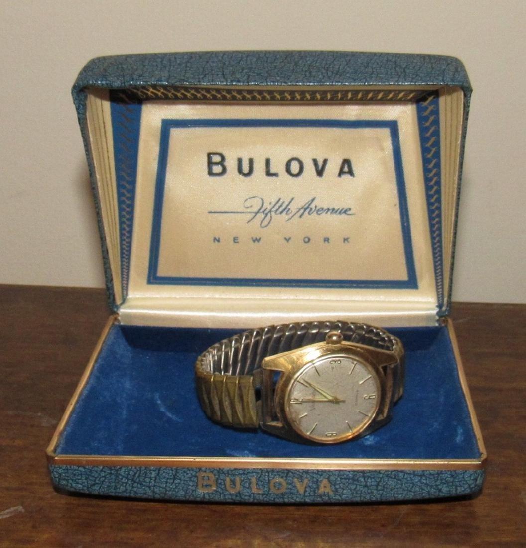 Vantage 17 Jewel Wristwatch in Boluva Case
