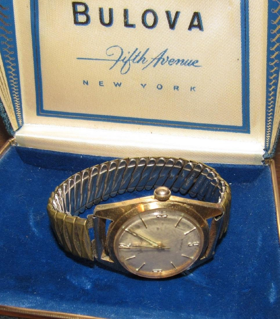 Vantage 17 Jewel Wristwatch in Boluva Case - 2