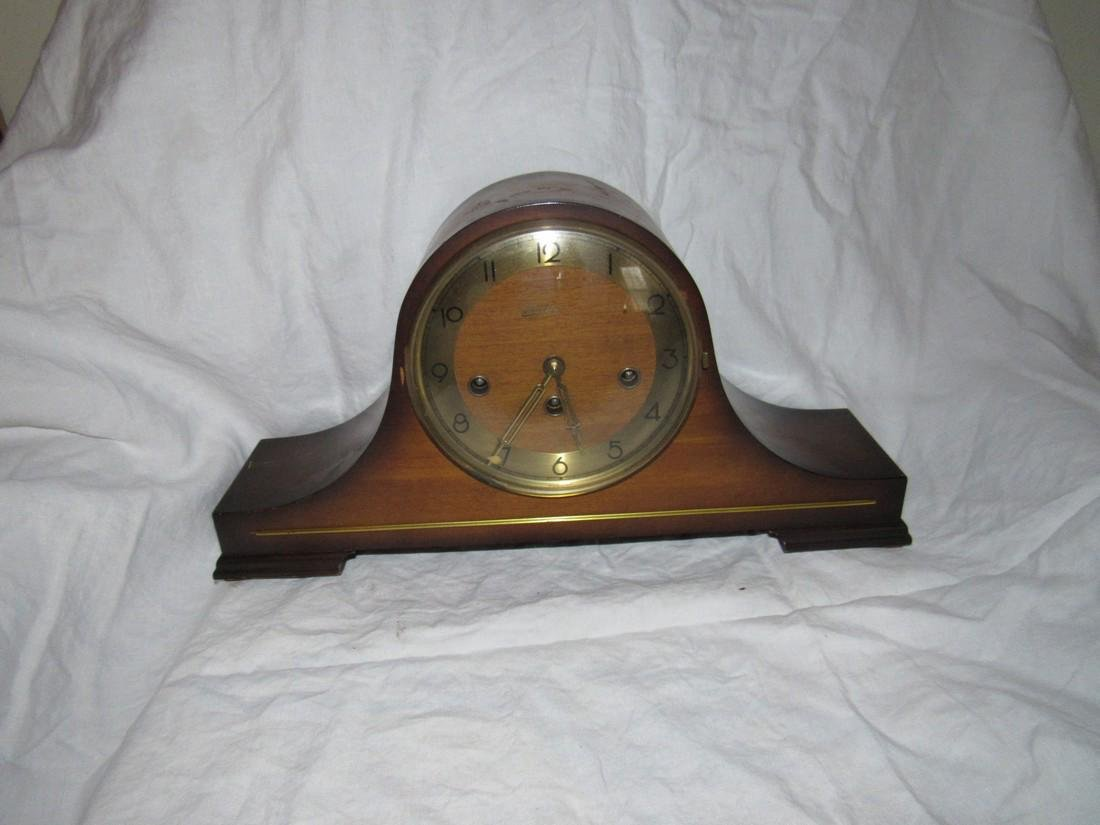 Linden Mantle Clock
