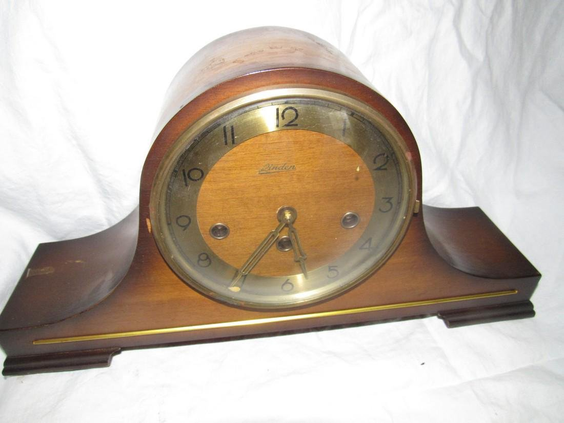 Linden Mantle Clock - 2