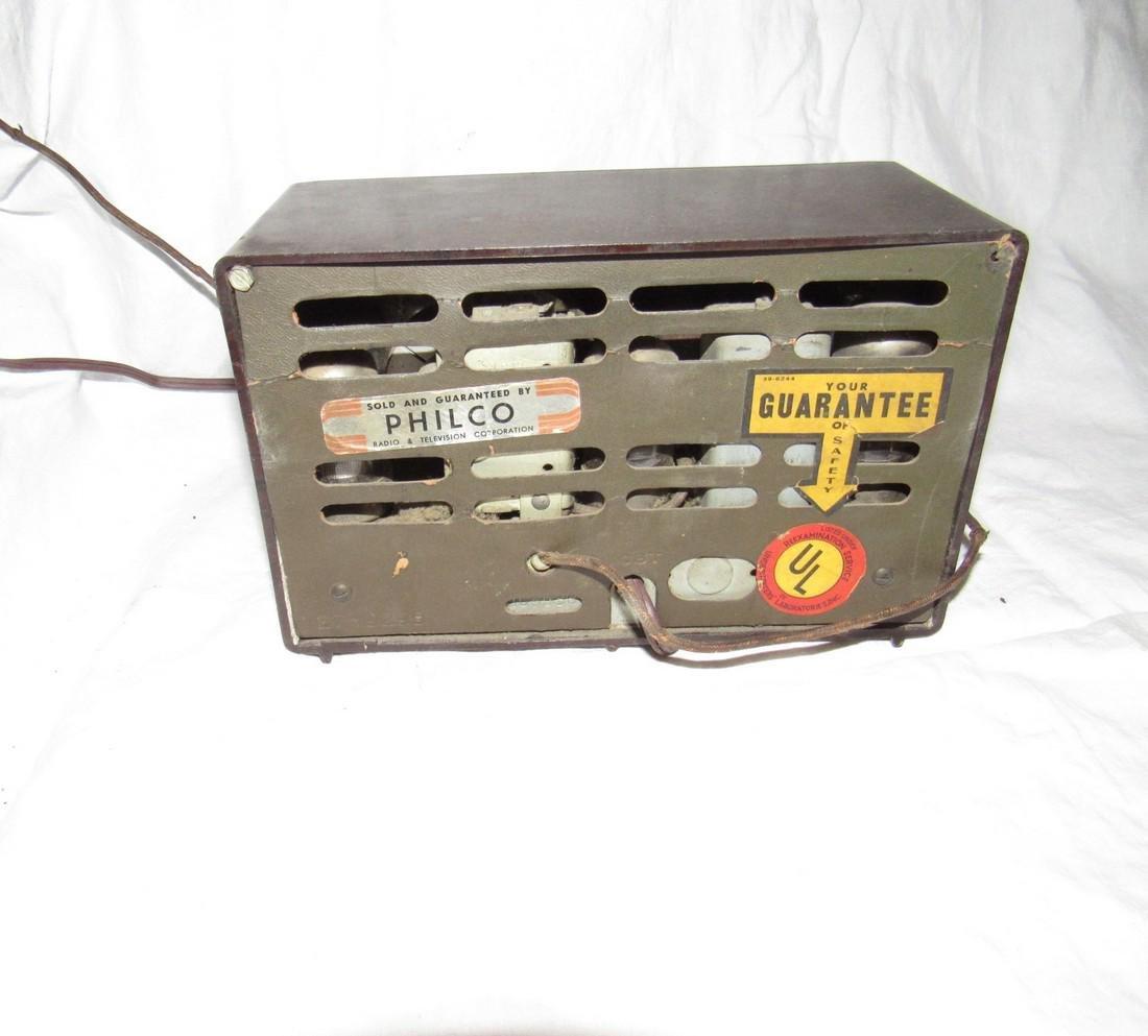 Philco Transitone Radio - 3