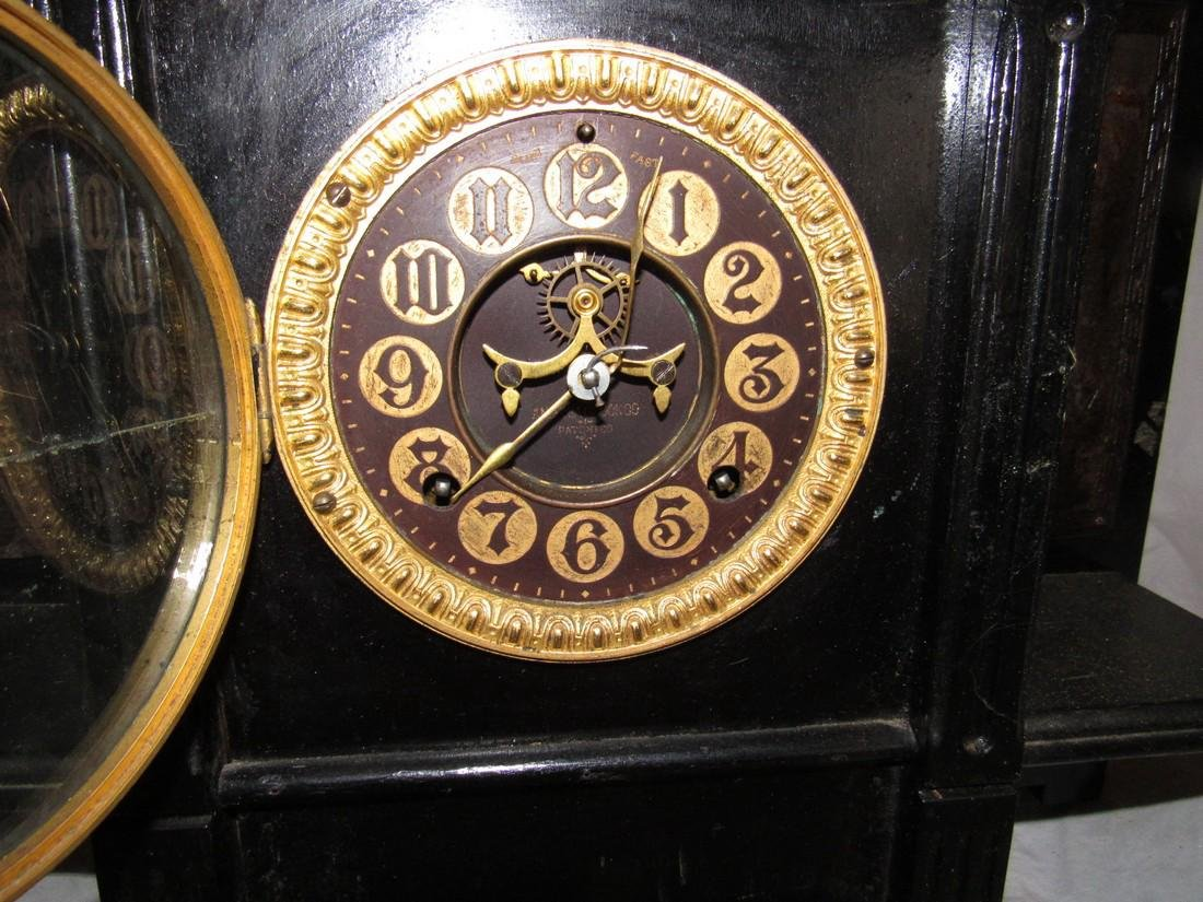 Ansonia Alhambra 8 Day Strike Clock - 7