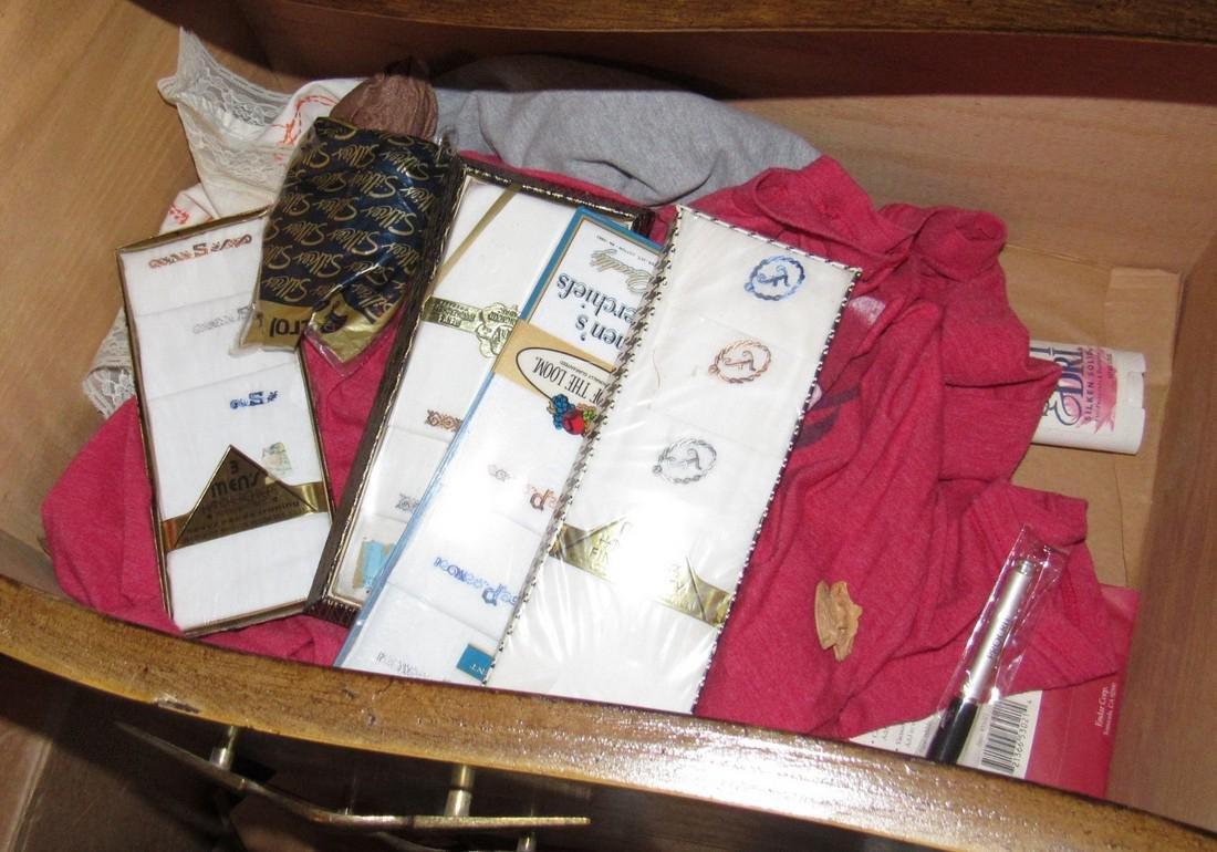 Contents of Dresser - 4