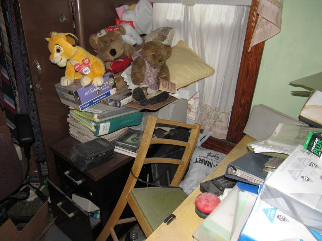 Partial Contents of Bedroom - 2