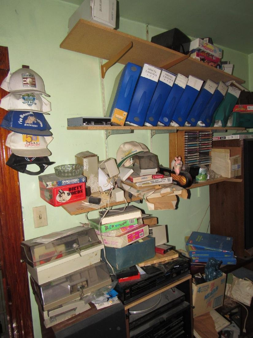 Partial Contents of Bedroom - 5