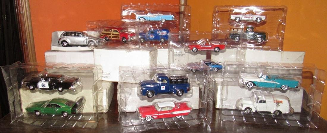 Road Champs Die Cast Collector Cars