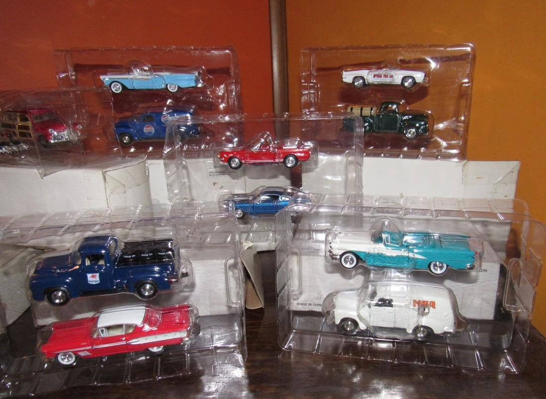 Road Champs Die Cast Collector Cars - 2
